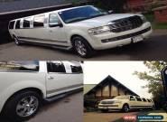 2008 Lincoln Navigator limousine for Sale