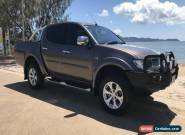 2015 - Mitsubishi - Triton - 72186 KM for Sale