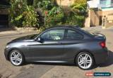 Classic 2015 - Bmw - 220i for Sale