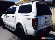 2016 - Ford - Ranger - 39569 KM for Sale