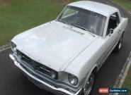 1965 Ford Mustang Auto for Sale