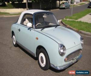 Classic 1991 - Nissan - Figaro for Sale