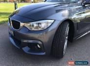 2015 BMW 420d M Sport F36 Auto for Sale