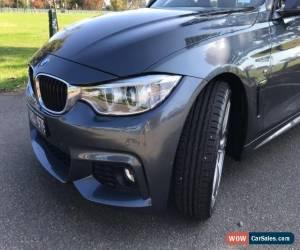 Classic 2015 BMW 420d M Sport F36 Auto for Sale