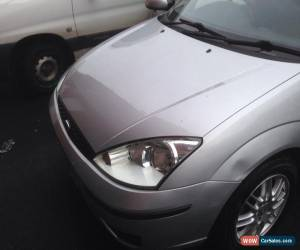 Classic 2003 FORD FOCUS LX TDCI SILVER for Sale