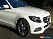 2014 Mercedes-Benz C200 Auto for Sale