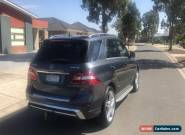 2014 Mercedes-Benz ML350 BlueTEC Auto 4x4 for Sale