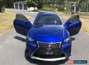 2015 - Lexus - Rc for Sale