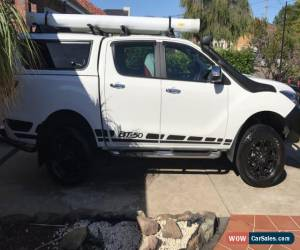 Classic 2016 Mazda BT-50 GT UR Manual 4x4 Dual Cab for Sale
