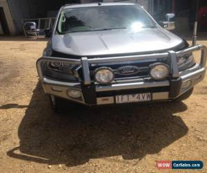 Classic 2015 Ford Ranger XLT PX MkII Auto 4x4 Double Cab for Sale