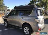 2014 Nissan Patrol Ti-L Y62 Auto 4x4 for Sale
