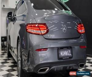Classic 2016 Mercedes-Benz C300 Auto for Sale