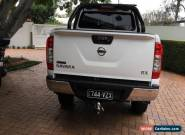 2015 - Nissan - Navara - 33800 KM for Sale