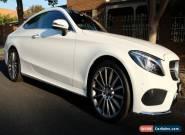2016 Mercedes-Benz C300 Auto for Sale