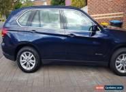 2014 BMW X5 sDrive25d F15 Auto for Sale
