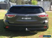 2015 Toyota Kluger GXL Auto AWD for Sale