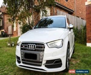 Classic 2014 Audi S3 Manual quattro for Sale