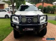 2016 Nissan Navara ST-X D23 Auto 4x4 Dual Cab for Sale