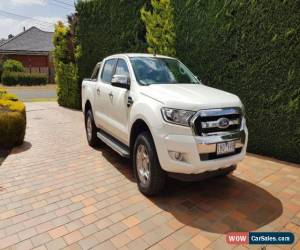 Classic 2016 Ford Ranger XLT PX MkII Auto 4x4 Double Cab for Sale