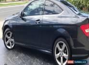2014 - Mercedesbenz - C180 for Sale