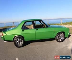 Classic MONARO  HOLDEN 4 DOOR GTS  1978 HZ 308  5 SPEED FU for Sale