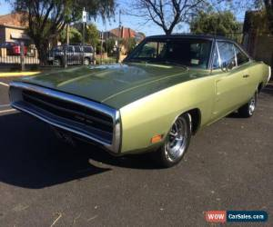 Classic 1970 DODGE CHARGER 500 383 Magnum Restored for Sale