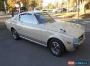 1976 Toyota Celica ST Manual for Sale