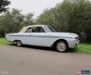 Classic Ford 1962 for Sale