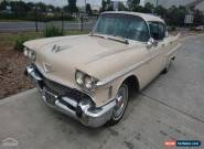 1958 - Cadillac - Fleetwood for Sale