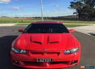 2006 Holden Special Vehicles Coupe GTO Auto for Sale
