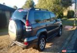 Classic 2009 - Toyota - Landcruiser Prado - 116664 KM for Sale