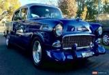 Classic Chevrolet 1955 Chev Bel Air for Sale