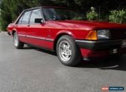1981 XD ESP FORD FAIRMONT GHIA GENUINE 351 MANUAL for Sale