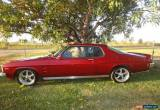 Classic Holden Monaro GTS (1975) 2D Coupe Automatic (5L - for Sale