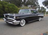 1957 - Chevrolet VC BELAIR SPORTS COUPE for Sale