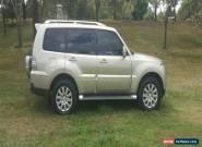 2008 - Mitsubishi - Pajero - 121000 KM for Sale