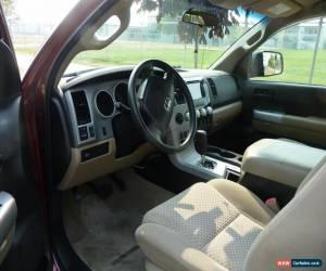 Classic 2007 Toyota Tundra SR5 4x4 Reg Cab Short Box for Sale