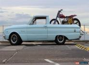 1963 - Ford - Ranchero for Sale