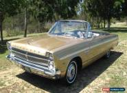 1965 - Plymouth - Fury for Sale