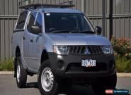 2009 - Mitsubishi - Triton for Sale