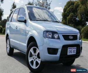 Classic 2009 - Ford - Territory - 43455 KM for Sale