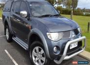 2009 - Mitsubishi - Triton - 102887 KM for Sale