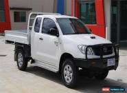 2010 Toyota Hilux SR Manual 4x4 MY10 for Sale