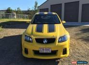 2010 Holden Commodore SV6 VE Manual MY10 for Sale