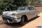 Classic 1959 Ford Thunderbird Auto for Sale