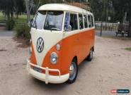 Volkswagen Kombi Transporter 4 cylinder Petr for Sale