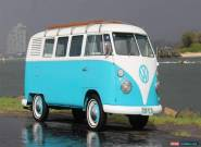 1964 Volkswagen Kombi Transporter Kombi Type 1 Man for Sale