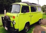 1974 Volkswagen Kombi Transporter Kombi Type 2 Man for Sale