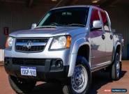 2010 - Holden - Colorado - 113222 KM for Sale