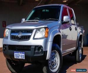 Classic 2010 - Holden - Colorado - 113222 KM for Sale